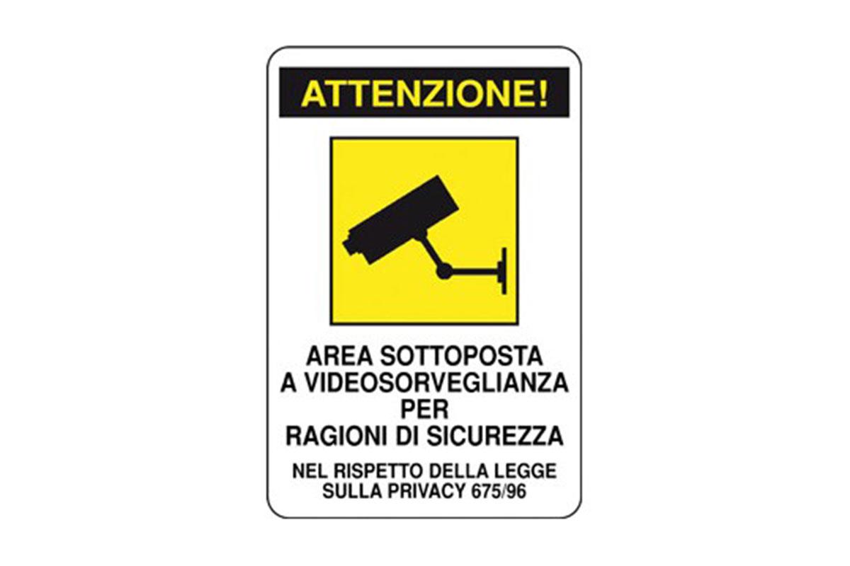 Roberta Rapicavoli – Il cartello sulla videosorveglianza e l'informativa privacy completa